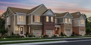 pulte homes pulte homes new kensington square features 105 luxury townhomes