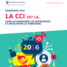 chambre de commerce de nazaire le rapport d activité 2016 de la cci nantes st nazaire est paru