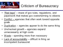 bureaucracy ppt video online download