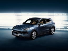 Porsche Cayenne With Rims - 2018 porsche cayenne surfaces early with an evolutionary design
