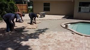 tampa pavers pool pavers patio pavers wall pavers 727 417 8302