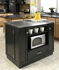 white kitchen island with stainless steel top kitchen island kitchen island stainless steel top with black