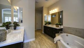 Lavish Bathroom by Move In Ready Home Of The Weekend Aileron Square At Eastmark