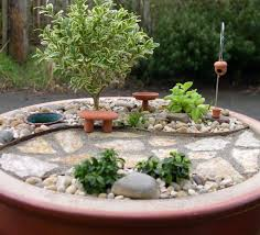 mini garden landscape design small zen garden ideas great pattern