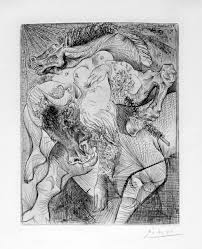 eroticism myth and the bullfight picasso u0027s femme torero i and