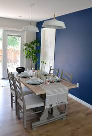 harvest dining room tables harvest kitchen table makeover with chalk paint kitchen table