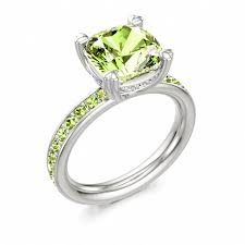 peridot engagement rings this is my fav peridot engagement ring by stephen clarke at