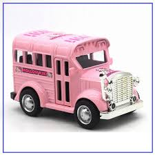 kitty vintage bus 1 36 scale pull alloy toy car