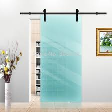 Internal Glass Sliding Door by Online Get Cheap Interior Glass Sliding Doors Aliexpress Com