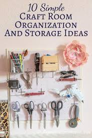 craft rooms on a budget