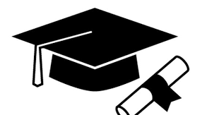 black graduation cap and gown cap and gown clipart free best cap and gown clipart on