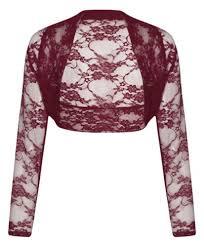 Plus Size Cropped Cardigan Womens Cropped Lace Shrug Ladies Bolero Plus Size Cardigan Top