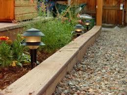 Garden Boarder Ideas Garden Trim Ideas Garden Border Best Flower Bed Edging Ideas On