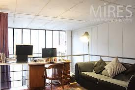 bureau en mezzanine confortable bureau en mezzanine c1417 mires