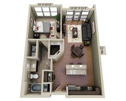 floor plans and pricing for domain college park college