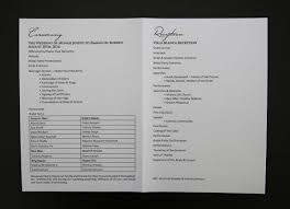 order wedding programs online white ceremony and reception guides order of service books