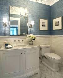 wallpaper ideas for bathrooms small powder room wallpaper ideas traditional with grey and black s