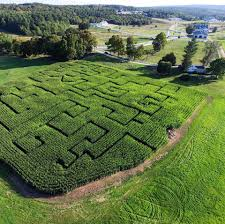 spirit halloween bangor maine 4 corn mazes across maine to help you get your fall on