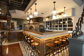 Bar Restaurant Design Ideas Interior Kitchen Dining Room Fascinating Image Of Restaurant Bar