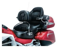 honda goldwing kuryakyn revolution driver backrest for honda goldwing gl1800 2012