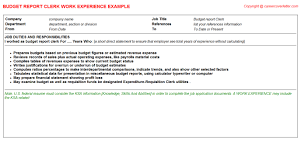 Resume Cv Title Examples by Accounts Receivable Clerk Resume Accounting Clerk Resume 8