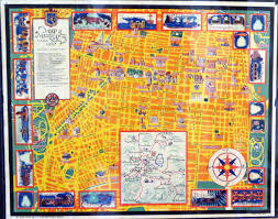 Merida Mexico Map by City Map Of Merida Mexico Pictures To Pin On Pinterest Pinsdaddy