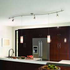 Kitchen Track Light Fixtures by Modern Track Lights Monorail Cable Lights Ylighting