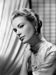 grace kelly from the bygone