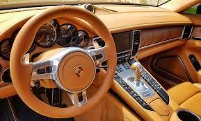 Porsche Panamera Brown - 2014 porsche panamera turbo executive cpo warranty until 12 19