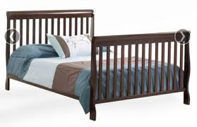 Tammy Convertible Crib 4 In 1 Crib By Kidiway Cribs Furniture Nursery