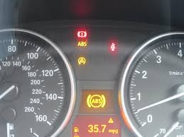 bmw 3 series warning lights dtc abs start assist and cruise control failure
