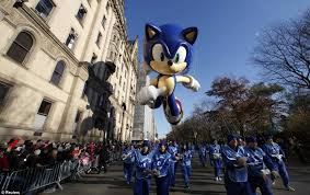 it s to a flying start macy s thanksgiving day parade