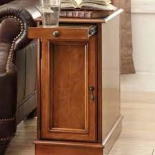 Chair Side End Table Honey Finish Wood Chair Side End Table From Amb Furniture And