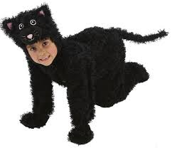 cat costume black cat costume just pretend kids