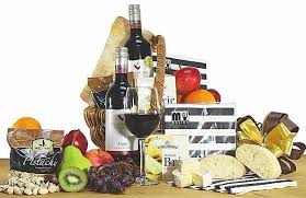 wine and cheese basket fruit wine cheese gift basket batenburgs gift baskets