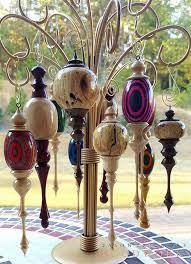 handmade wood turned ornaments custom made order