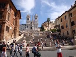 spanische treppe in rom die spanische treppe in rom eine der vielen sehenswürdigkeiten