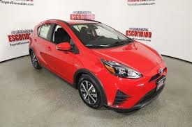 new 2018 toyota prius c three hatchback in escondido 1015326