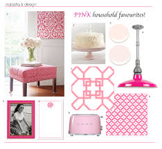 my favourite pink household items u2014 natasha k design