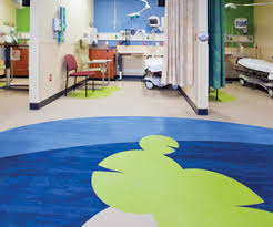 Rubber Plank Flooring Specifying Flooring For Healthcare Environments