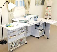 tailormade sewing cabinets nz eclipse sewing table very cool back leaf folds down on wheels