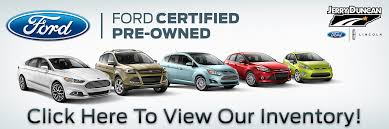 ford certified pre owned ford certified