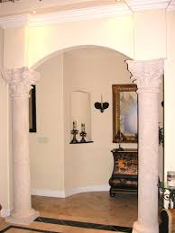 class up your home with columns realm of design inc at interior