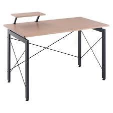 Modern Pc Desk by Furniture Tangkula Computer Desk Pc Laptop Table W Printer Shelf