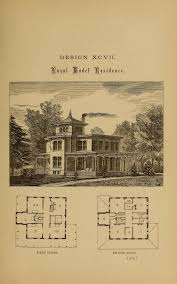 Victorian Era House Plans 320 Best Plan General Images On Pinterest Vintage Houses House