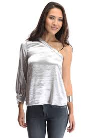one shoulder blouse re named sttiny one shoulder blouse south moon