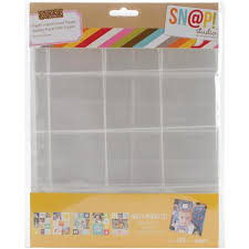 pocket pages simple stories snap studio insta pocket pages variety pack