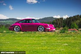 pretty in not pink a 964 built to drive low speedhunters