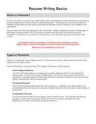 Which Resume Format Is Best Free Functional Resume Template Berathen Com