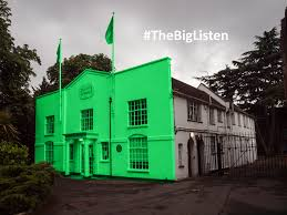 Ealing Studios White Lodge Goes Green for Samaritans  Samaritans